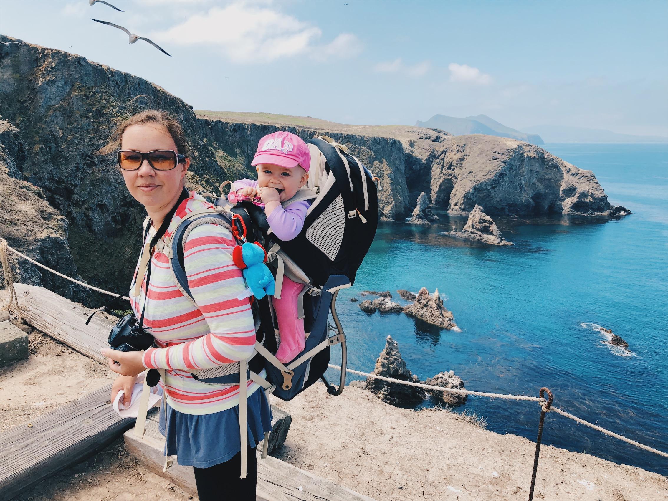 Channel Islands kuuluu Amerikan kansallispuistoihin