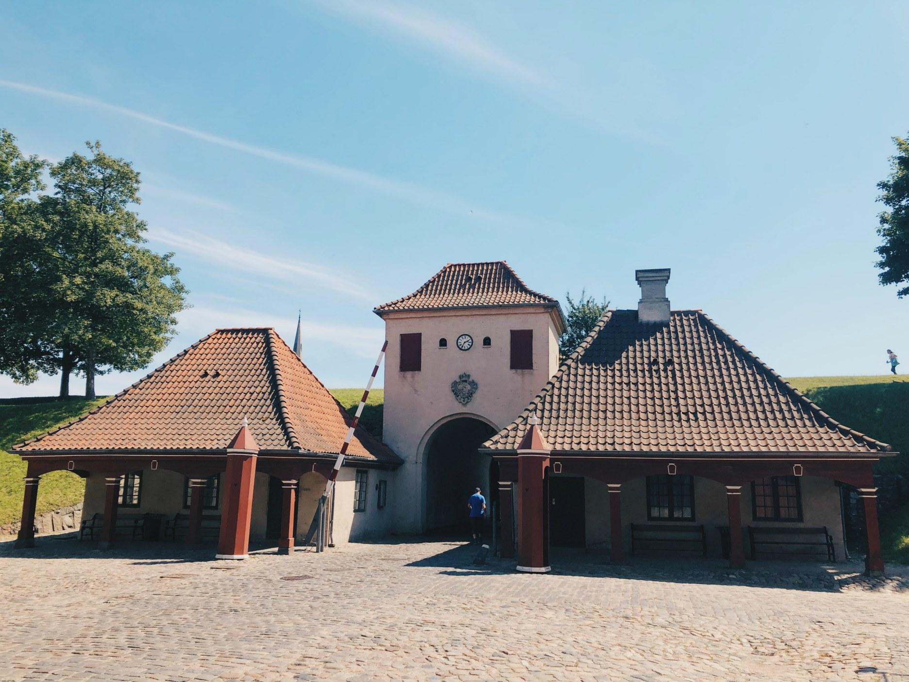 Kastellet - portti