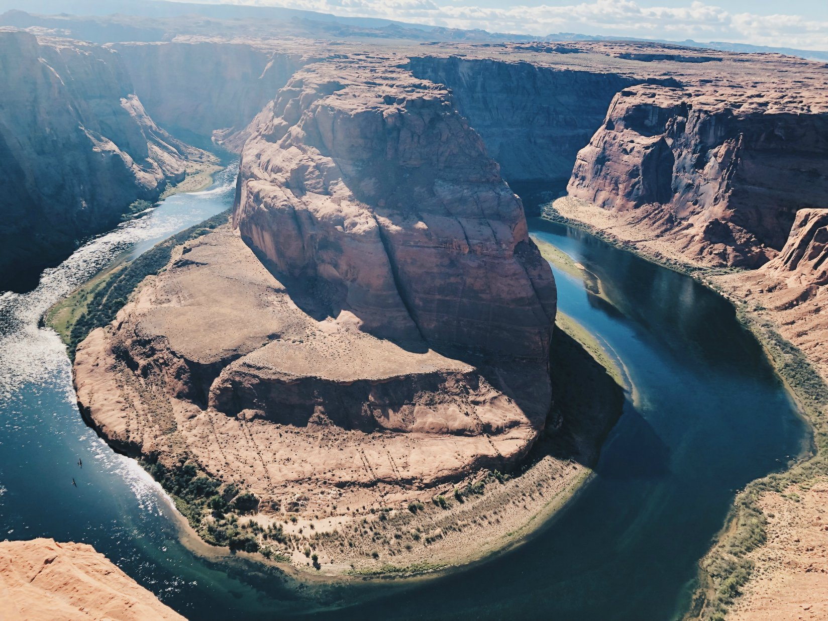 Horseshoe Bend at Glen Canyon Recreational Area