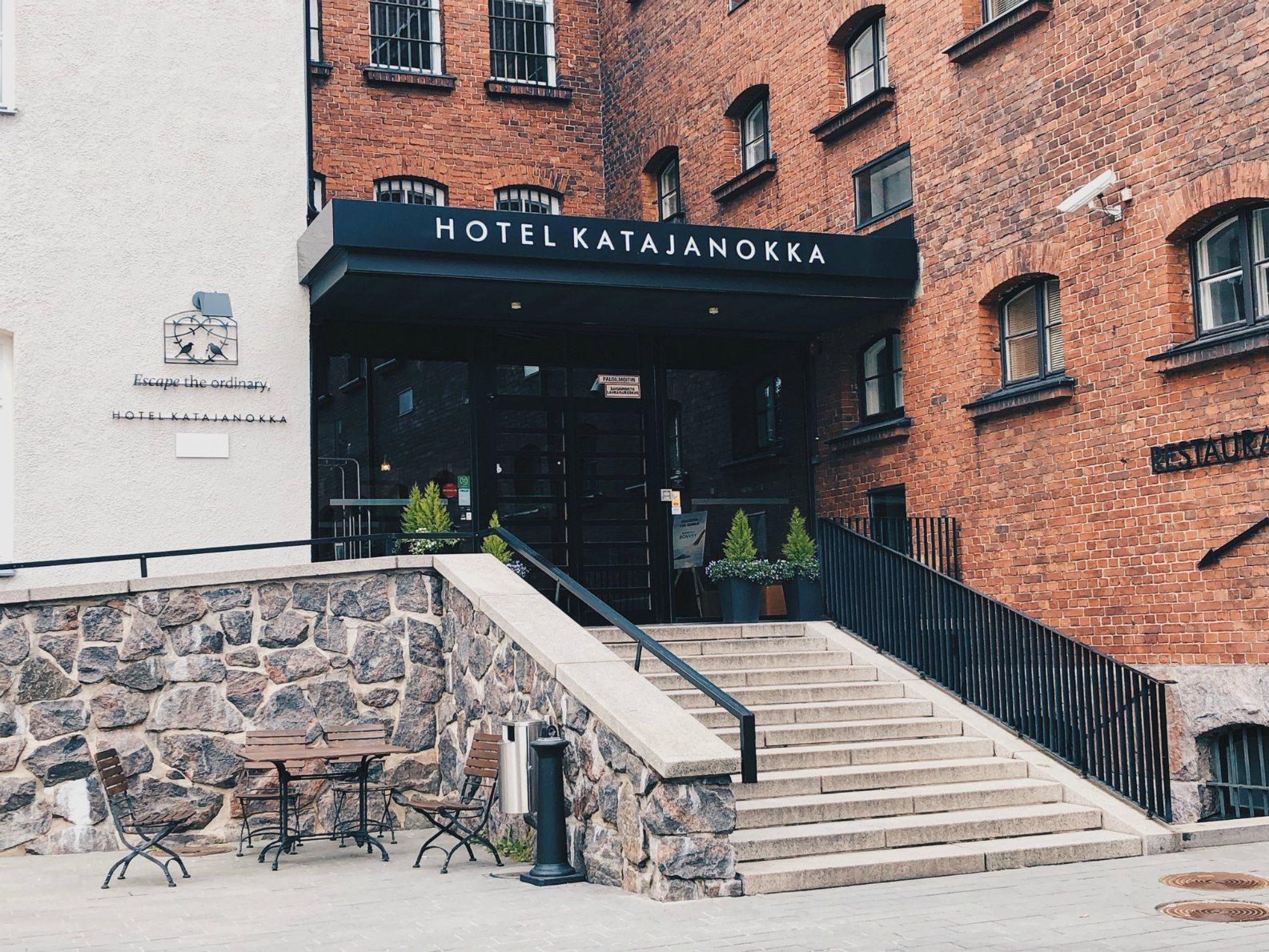 Hotel Katajanokka in Helsinki