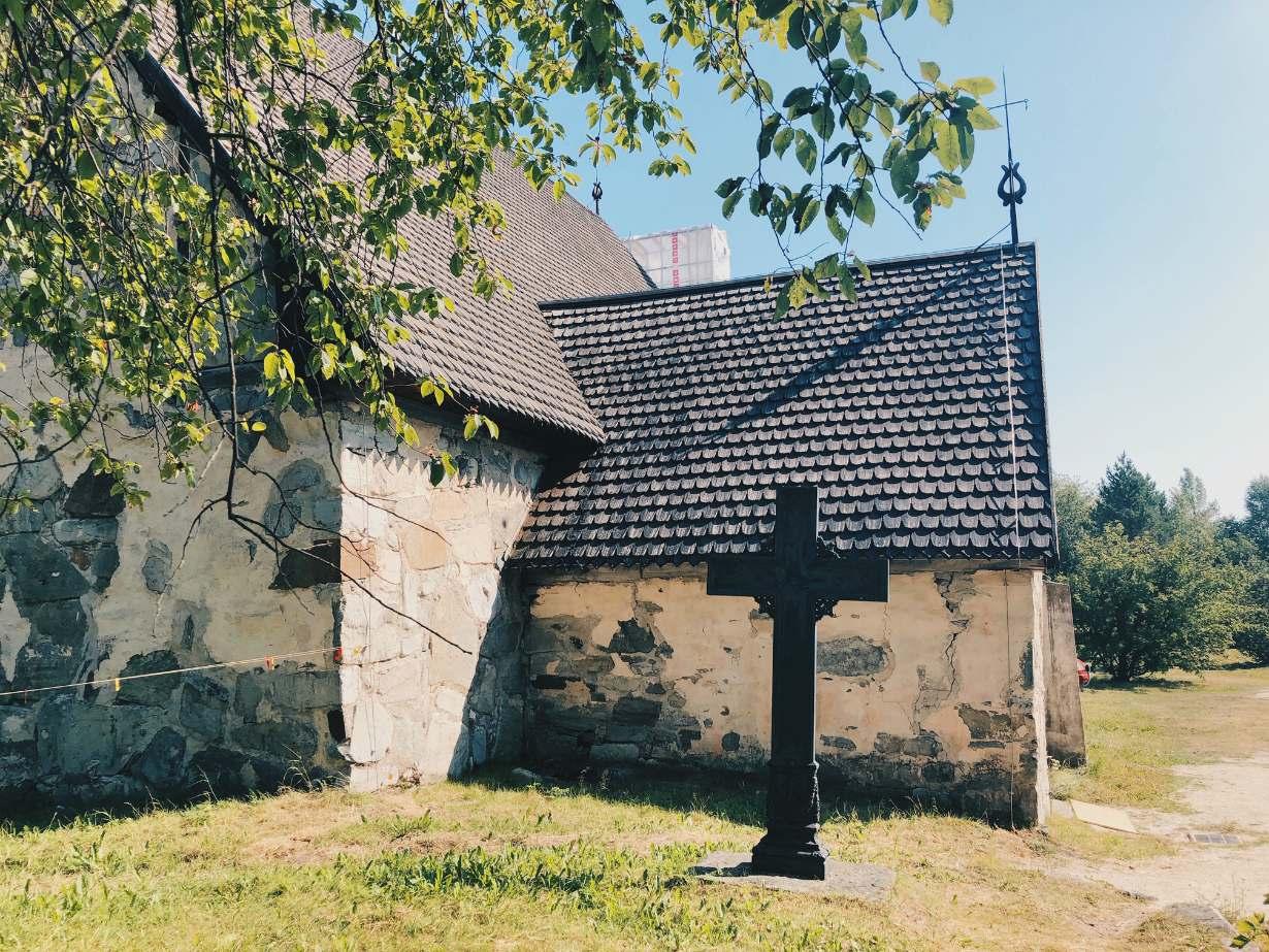 Keminmaan Vanha kirkko ja sen muumio