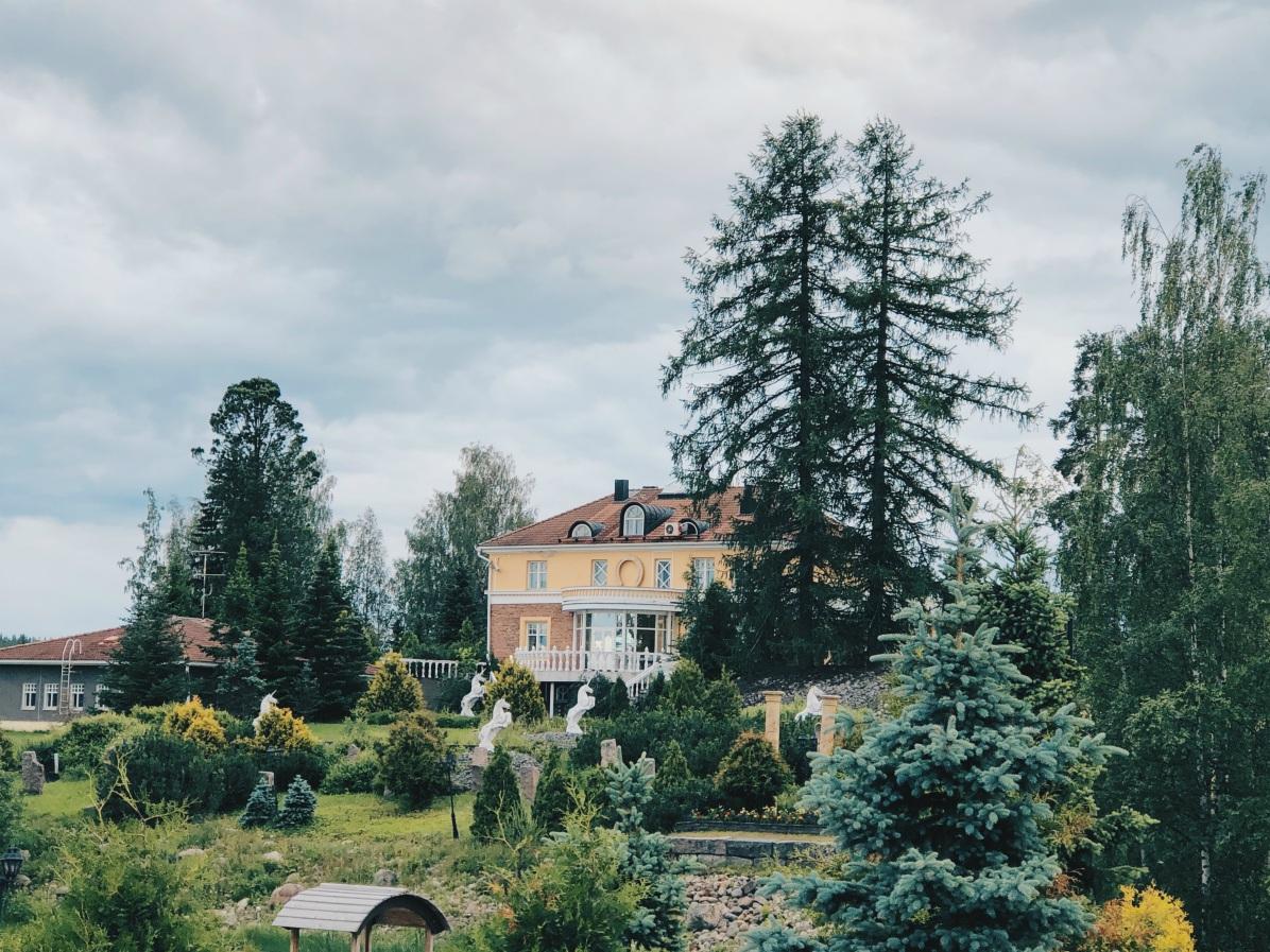 Vesa Keskisen talo