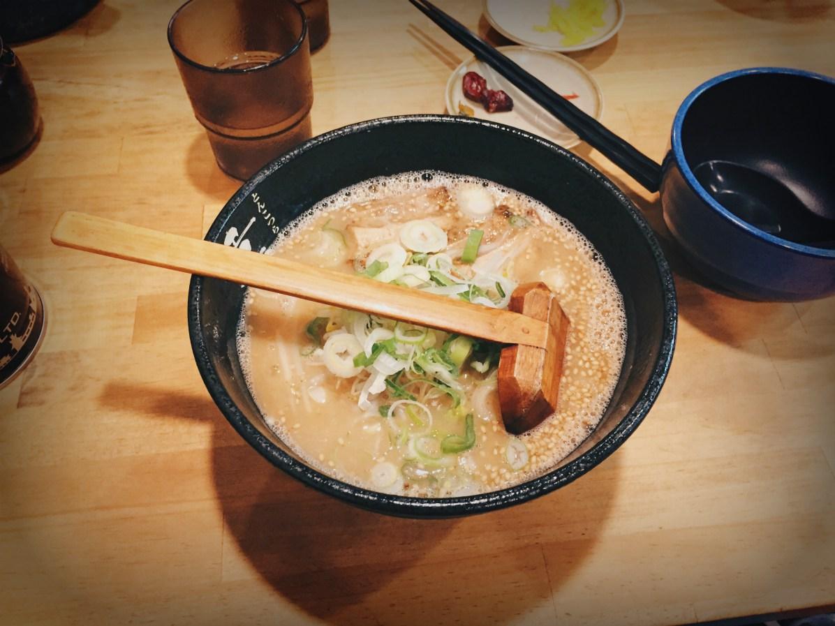 Näitä ruokia ei kannata ohittaa kun on matkalla Japanissa. Yksi niistä on Ramen.