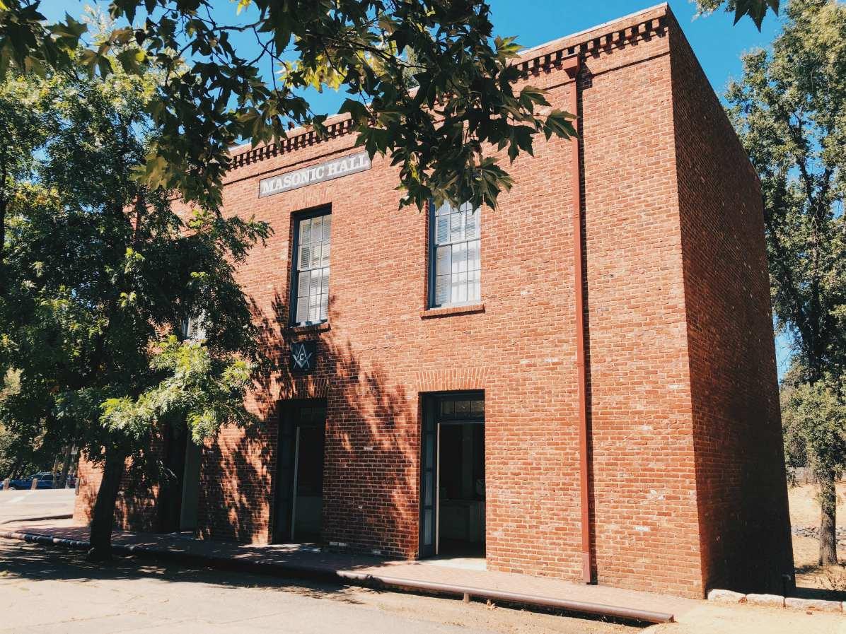 Masonic Hall - Vapaamuurarien talo