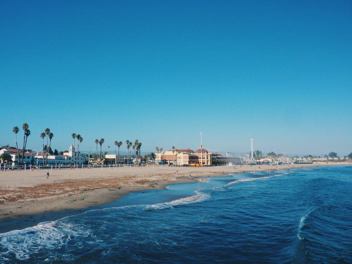 Santa Cruz Main Beach