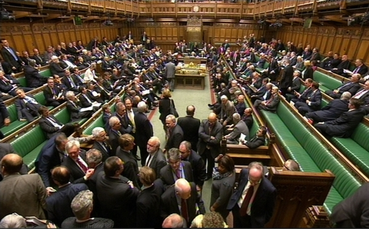 The U.K. House of Commons