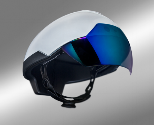 DAQRI's AR Helmet. Courtesy of DAQRI.