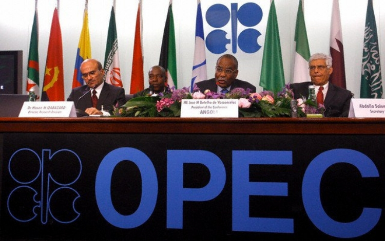 OPEC member nations meet