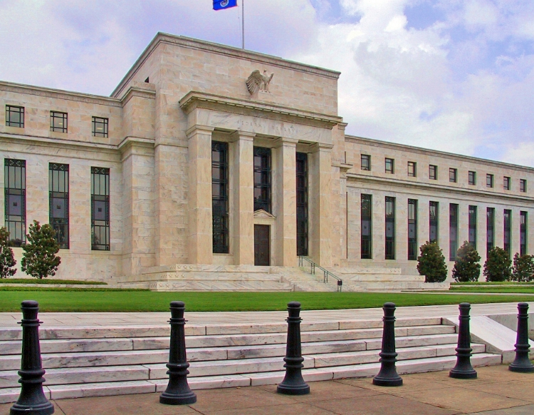 The Federal Reserve Building