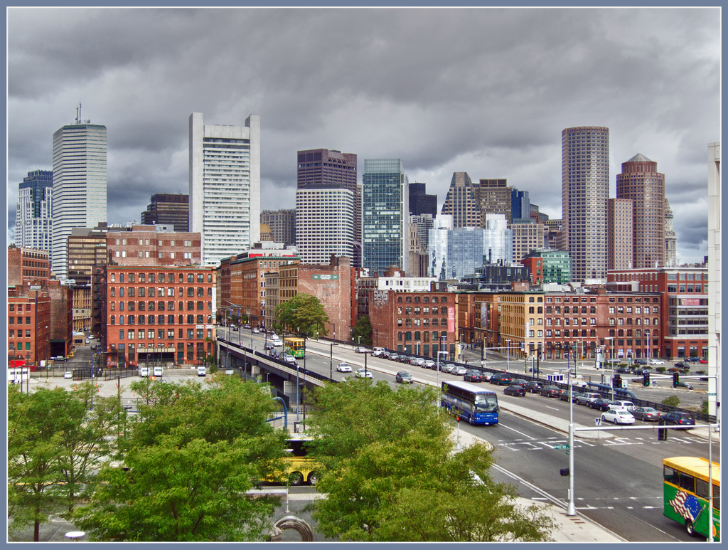 Boston, MA. Credit: Bert Kaufmann, Flickr.