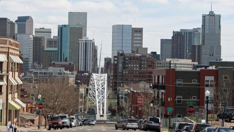 Denver, CO. Credit: Jeffrey Beall, Flickr.