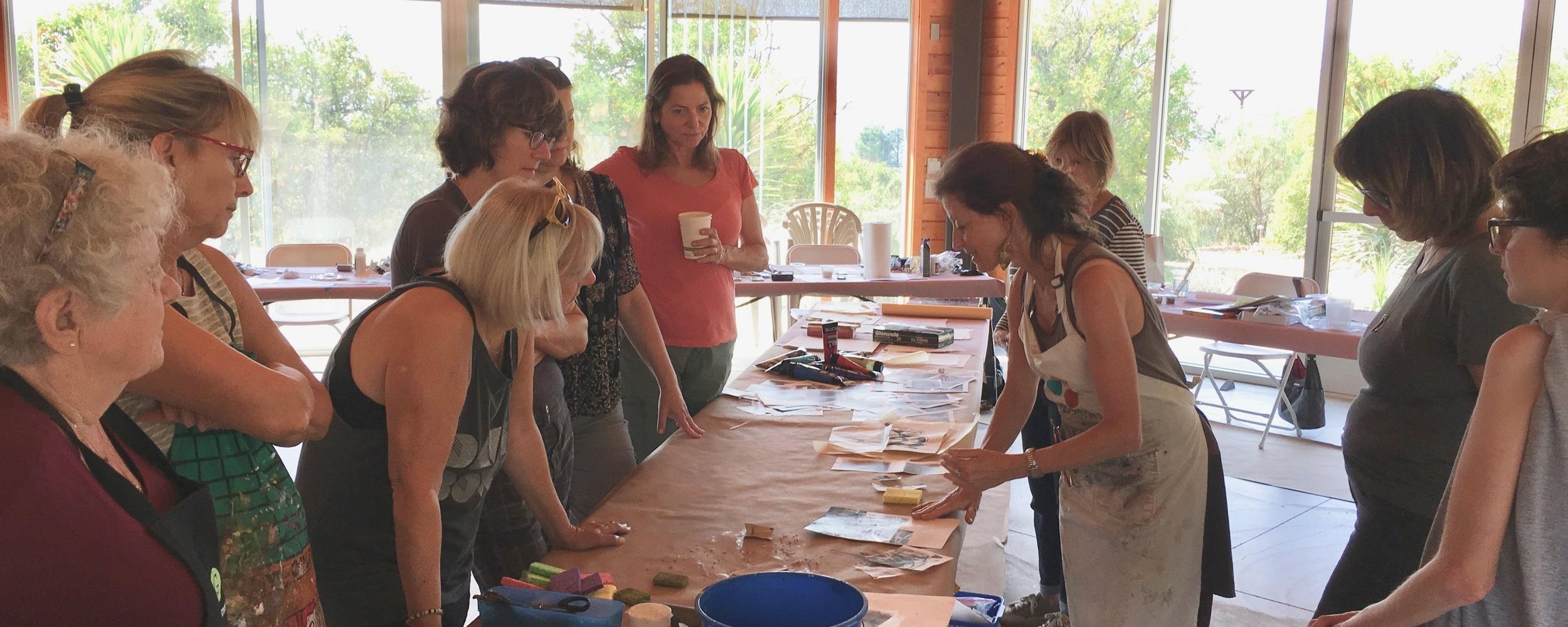 Workshops & Retreats -