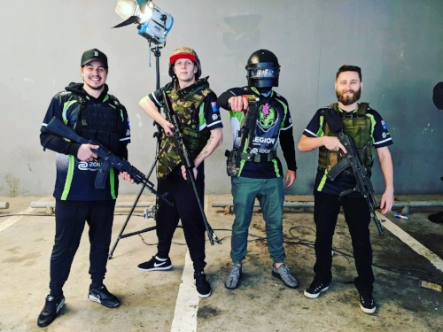 PGL Romania - Media Day Photoshoot