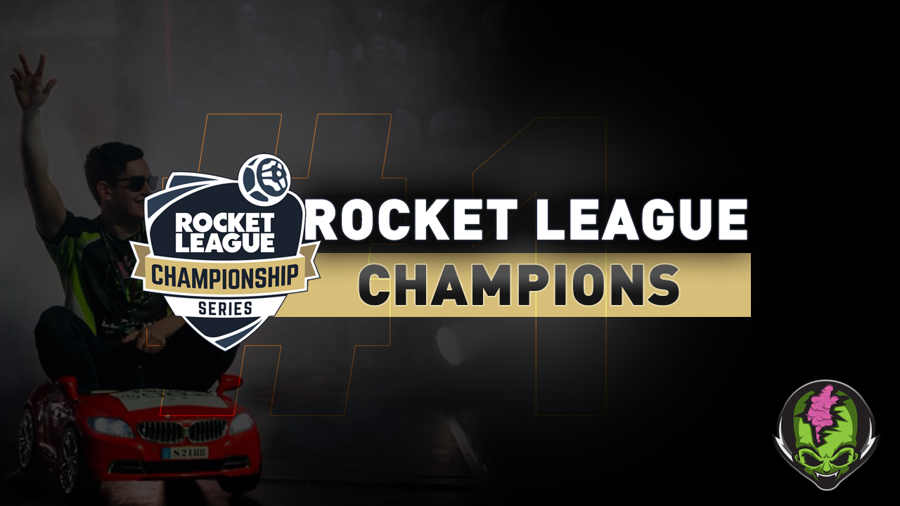 WE ARE YOUR OCE ROCKET LEAGUE CHAMPS!