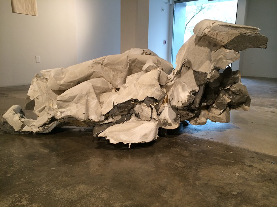 """UNTITLED"" Concrete,2013"