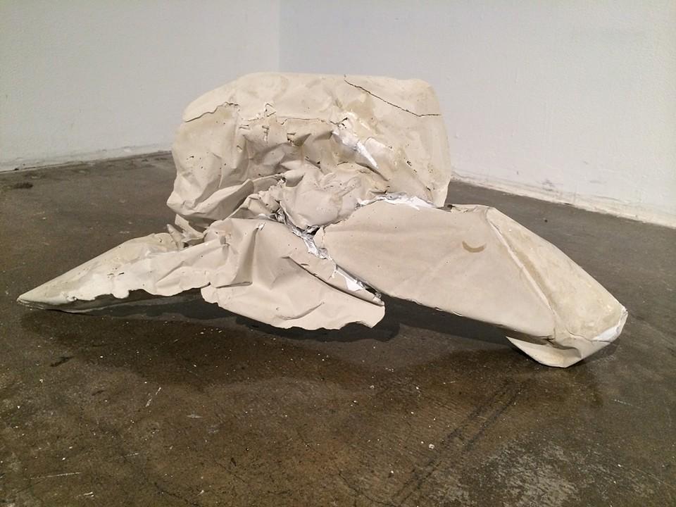 """UNTITLED"" Concrete,  2013"
