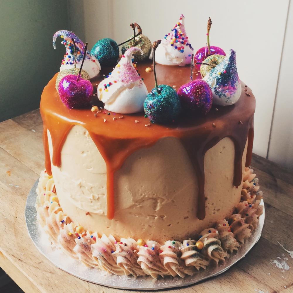 CAKE DECORATION -