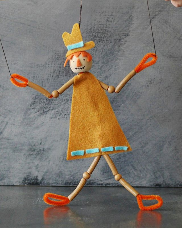 Marionette making with @di_ford_ 〰️ we are SO excited for this! . . #week1 #fforestgather #fforest