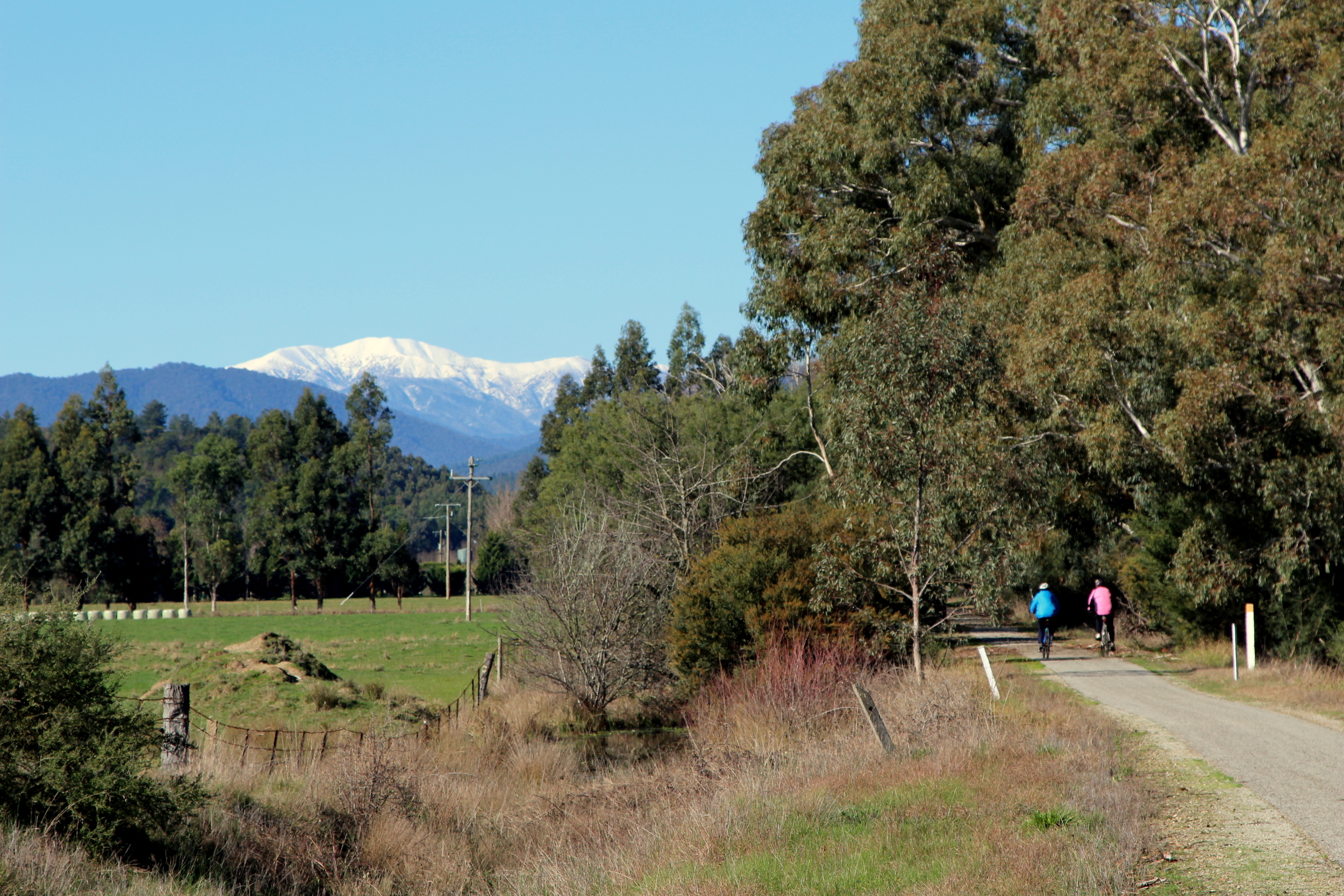 Murray to Mountains Rail Trail