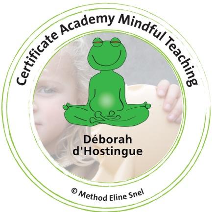 Acréditation de l'AMT (Academy for Mindful Teaching), méthode Éline Snel
