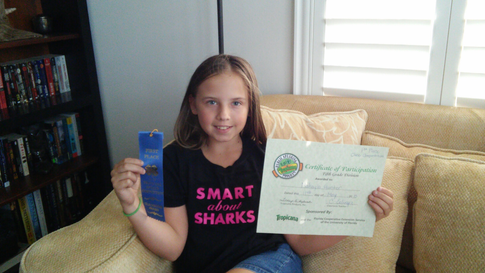 Makayla-speech award.jpg