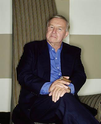 Sir Terence Conran, ©BRENDAN MACNEILL.