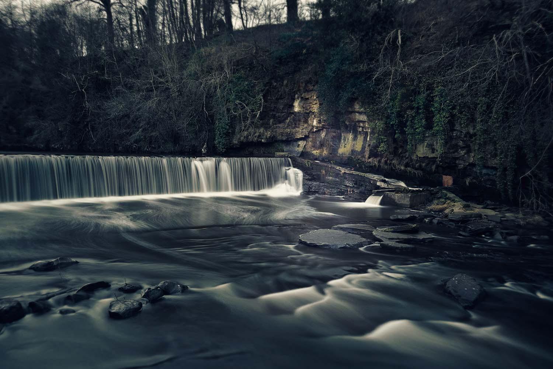 Water. No shortage here in Scotland. ©BRENDAN MACNEILL.
