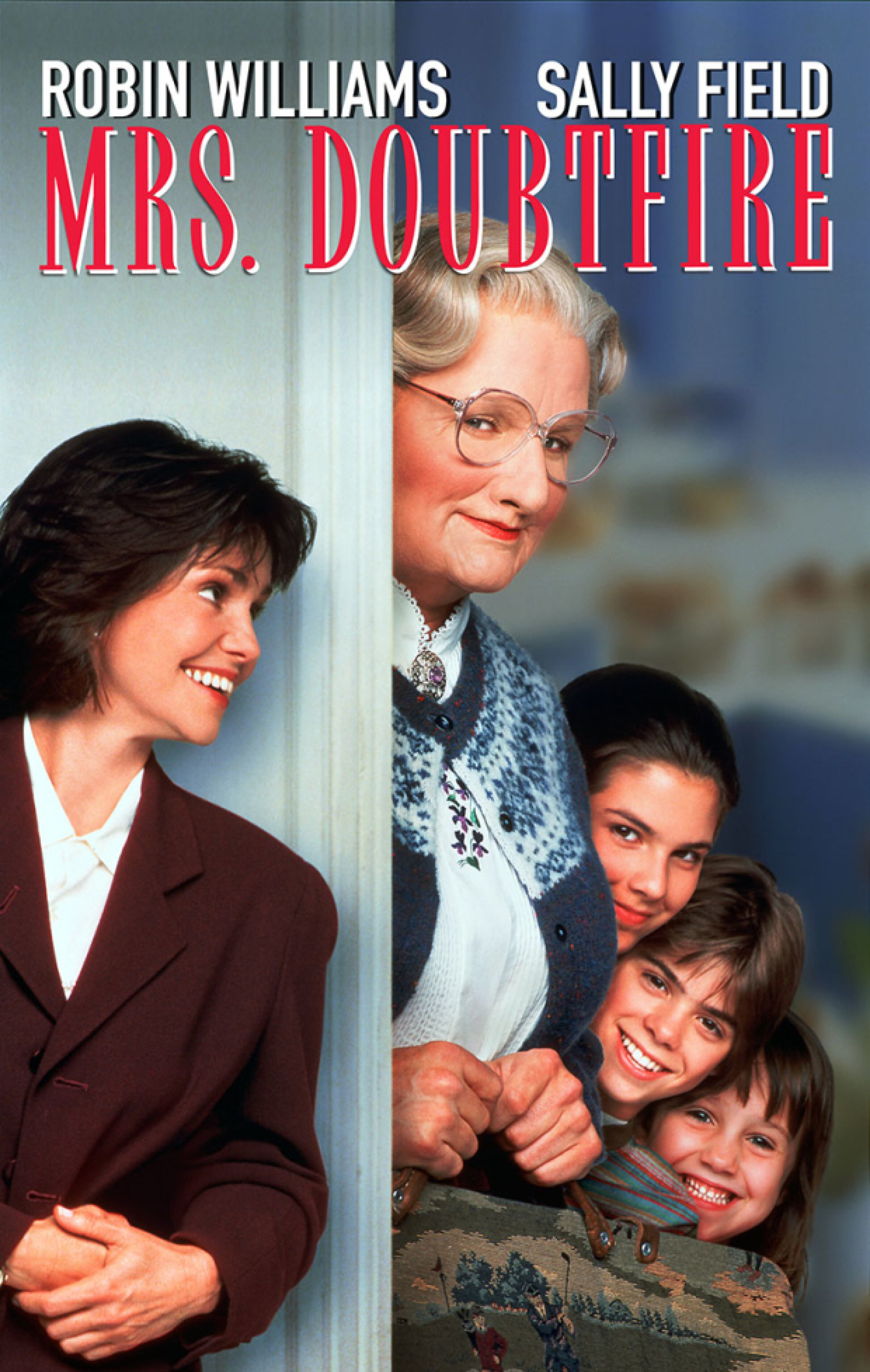 Just For The Film Of It Podcast Episode 11 Mrs Doubtfire 1993 Just For The Film Of It