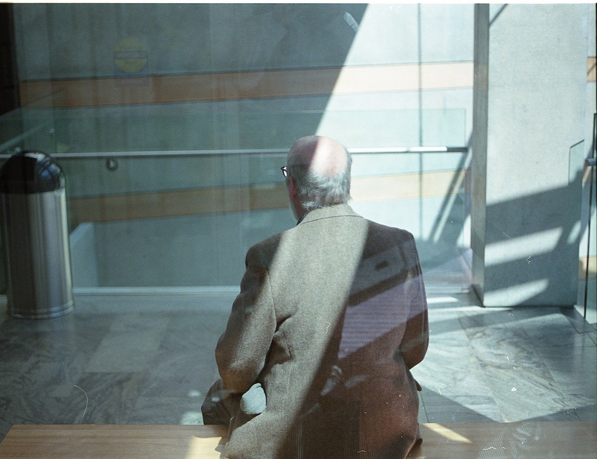original photo, unedited, taken on my 35mm KS Super at Crystal Bridges.
