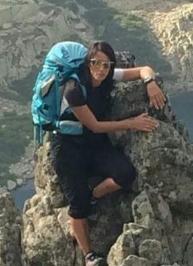 Marie-Laure : infirmière hospitalière, spécialiste marche nordique et trail