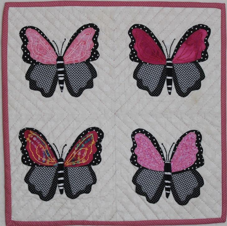 Butterfly Kisses by Janet Lassman