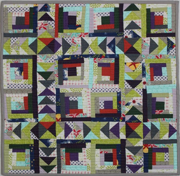 Cabin Skein by Janet Lassman