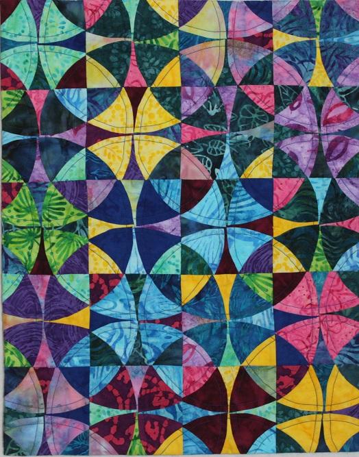 Kaleidoscope II by Linda Gordon