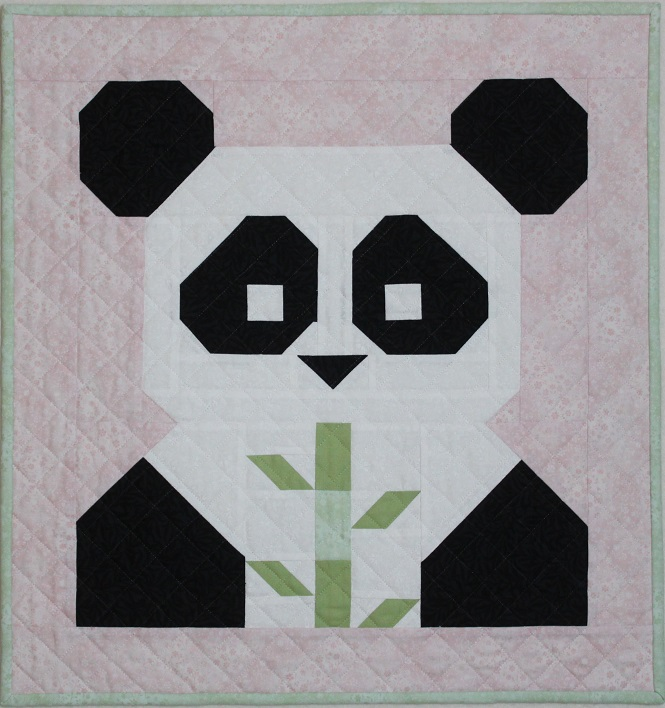 Panda-monium by Lady Race