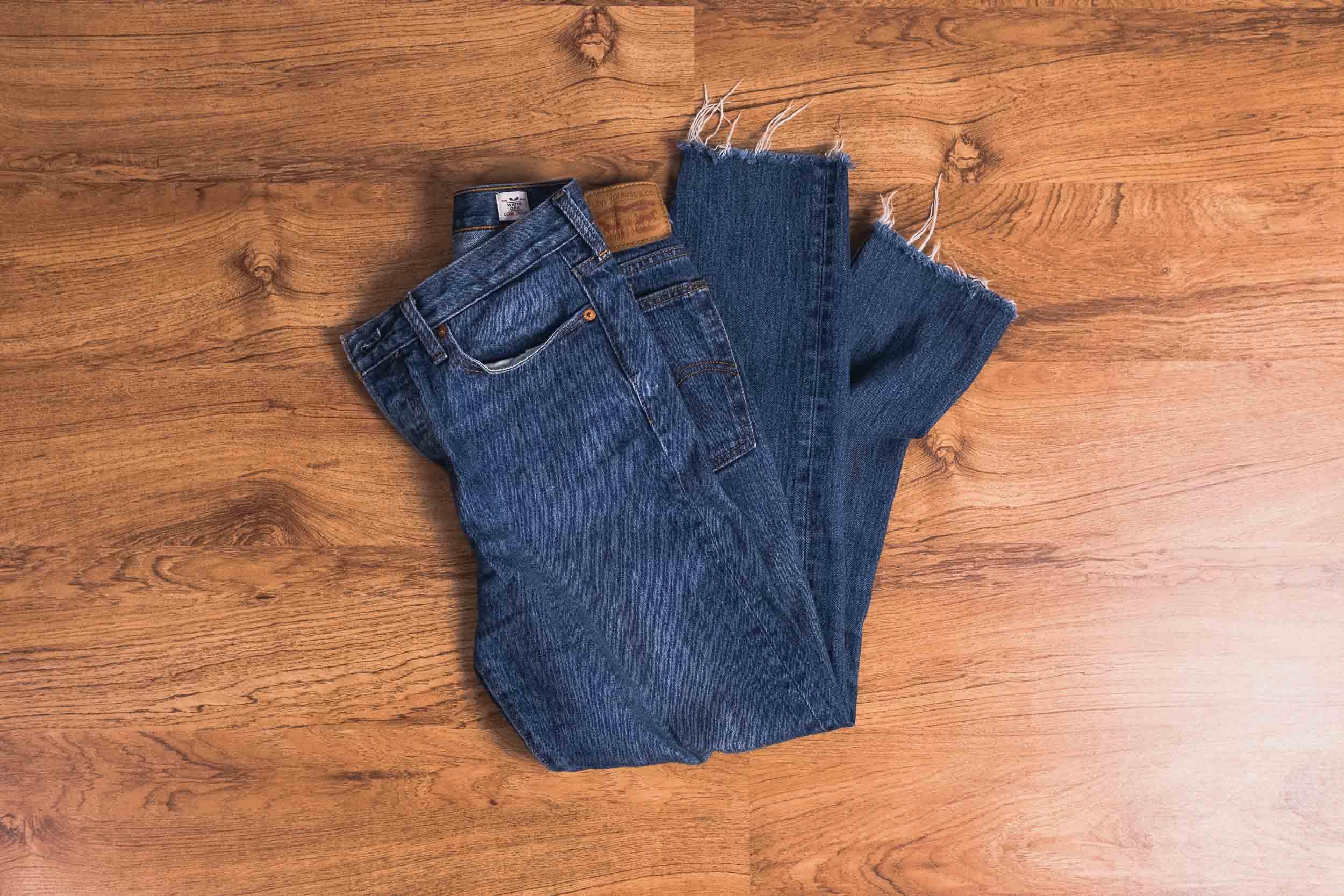 High waisted jeans ( Levi  's )