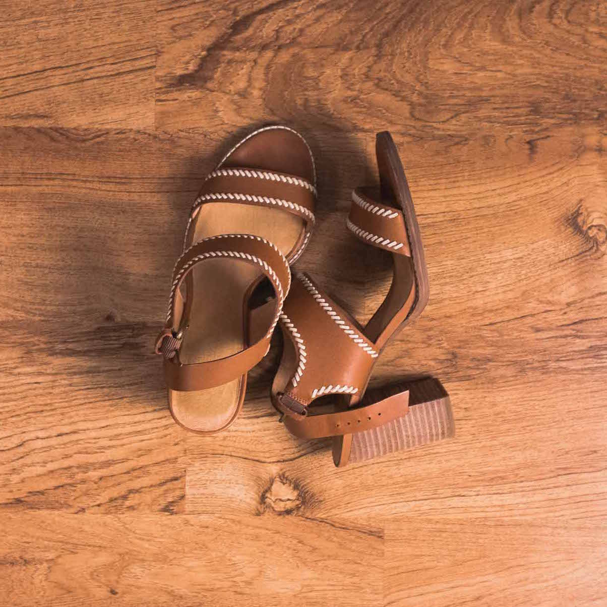 Block heels ( Madewell )