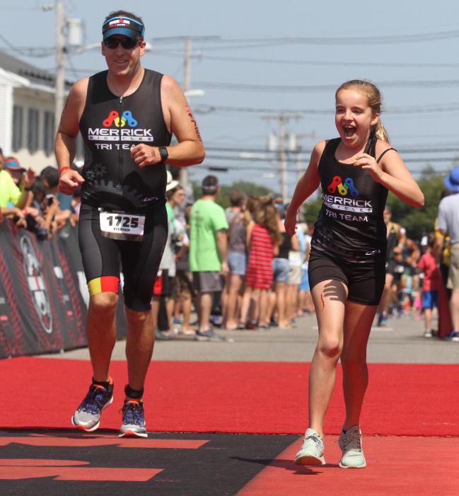 Steve Hofmayer - 2018 Ironman Maine 70.3 Finisher