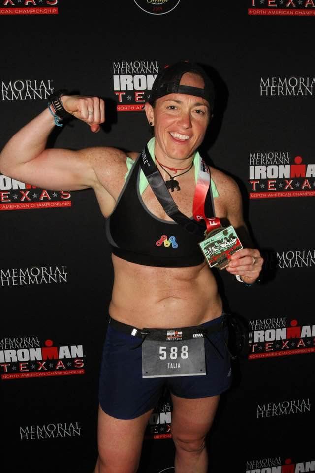 Talia Fromm - IRONMAN Texas 140.6 Finisher