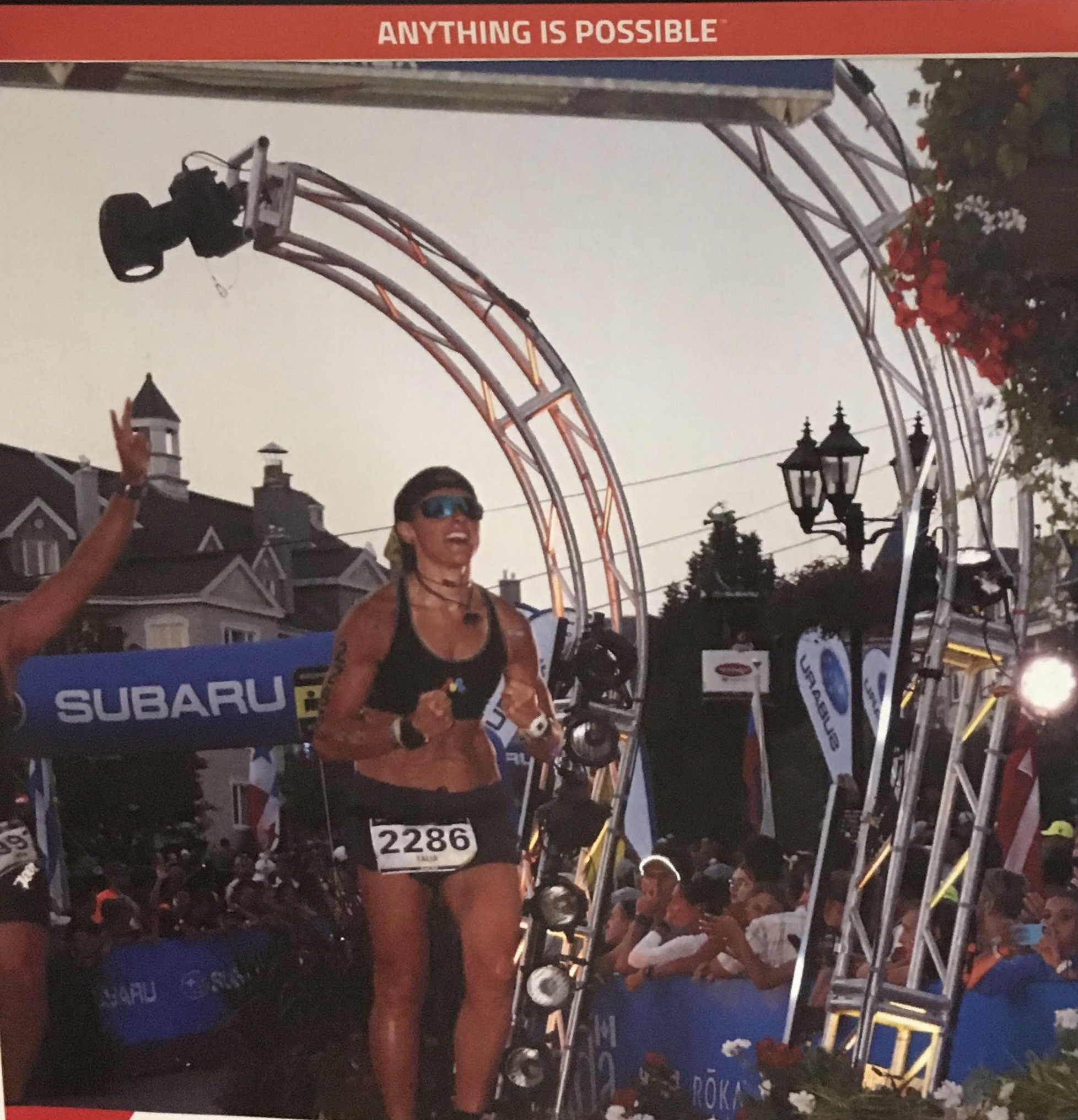 Talia Fromm - IRONMAN MONT-TREMBLANT 140.6 Finisher
