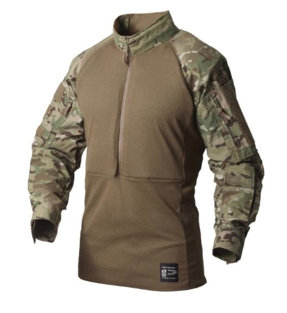 Army Combat Shirt in Multicam-Tan
