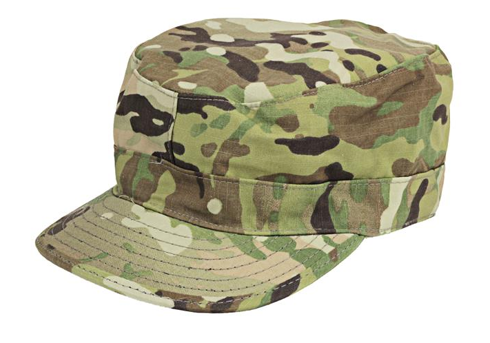 ACU Patrol Cap in Multicam