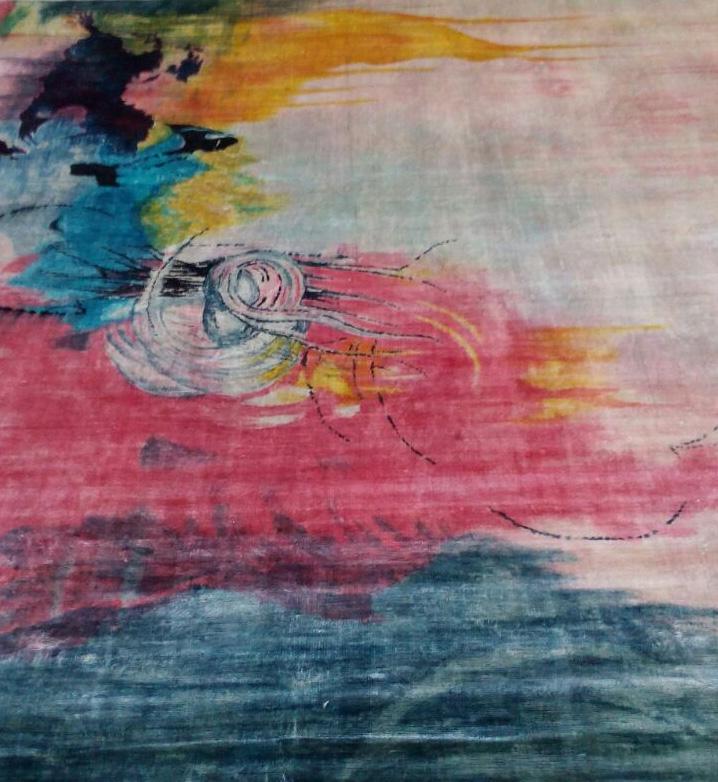 MODERN RUGS:  Handmade, contemporary art rugs