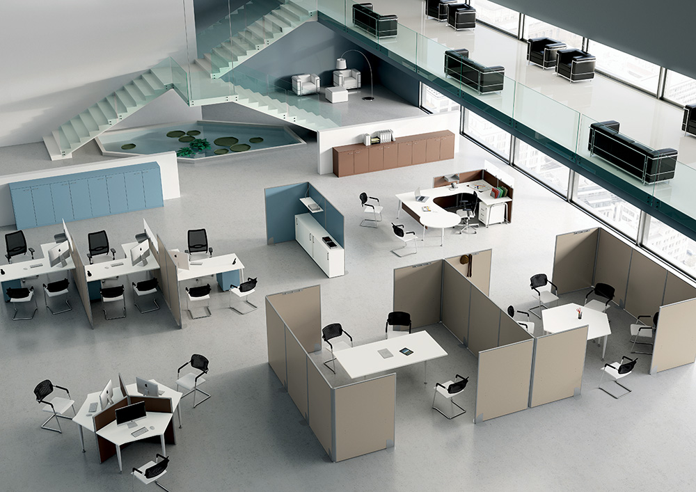 COMMERCIAL: An office to suit your business.