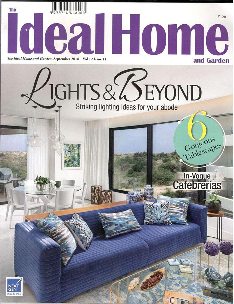 The Ideal Home & Garden, Sept 2018