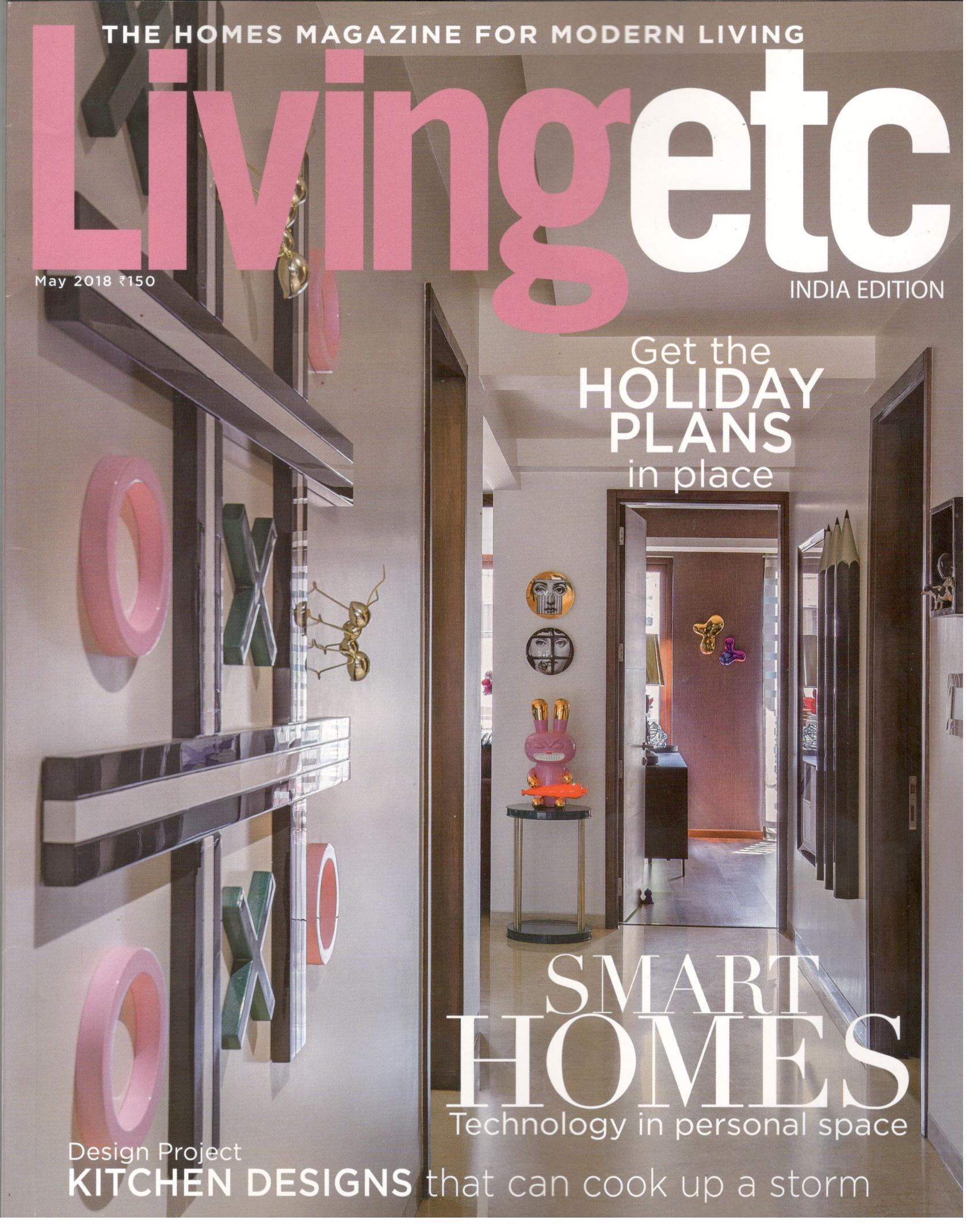 Living Etc, May 2018