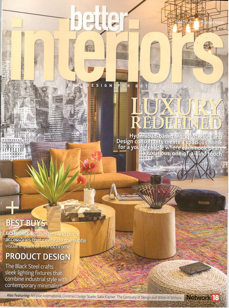 Better Interiors, Mar 2018