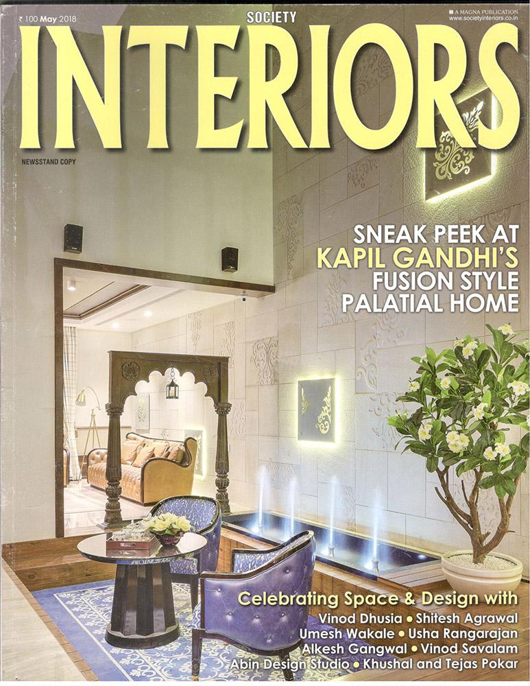 Society Interiors, May 2018