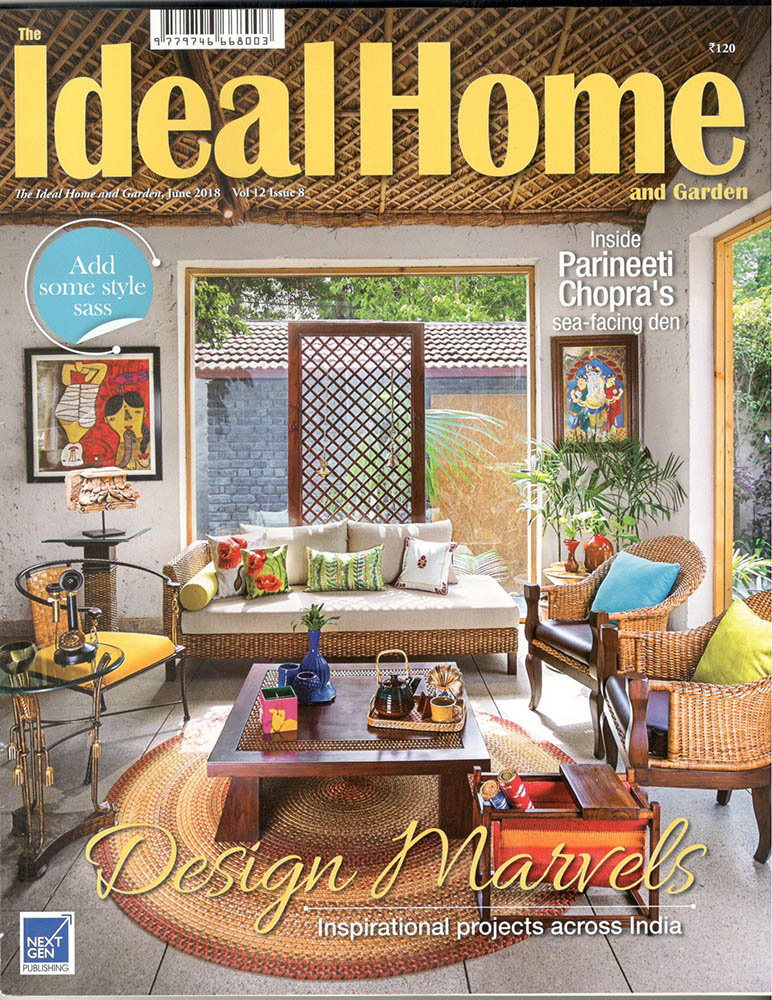 The Ideal Home & Garden, Jun 2018