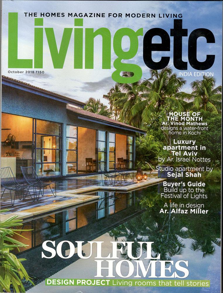 Living Etc, Oct 2018