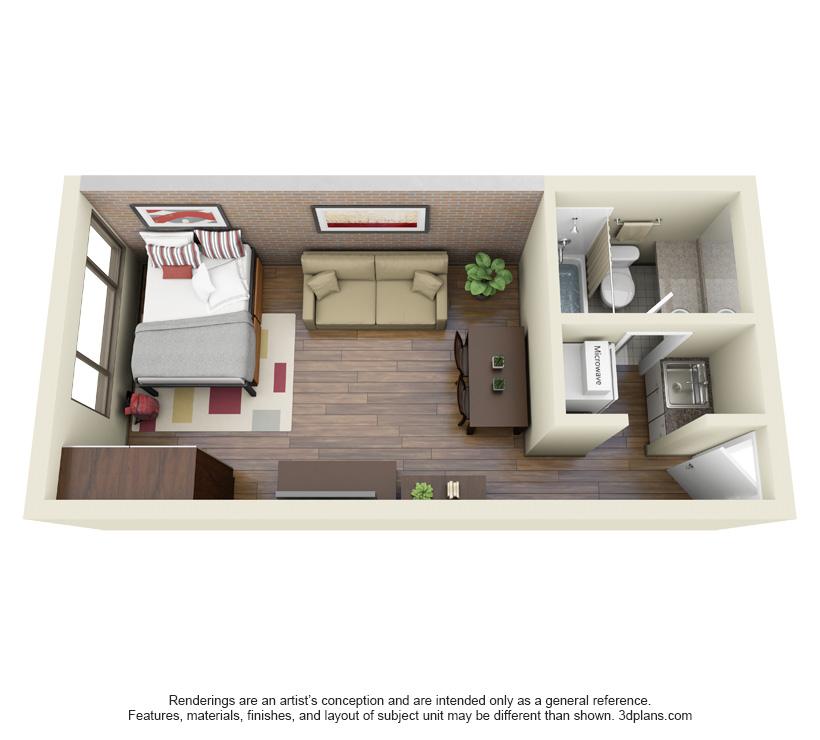 Studio - Pocket Kitchen